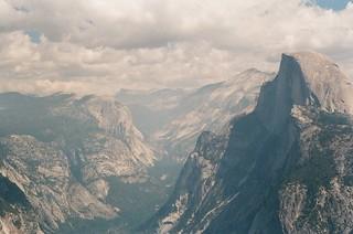 Yosemite, septembre 2017