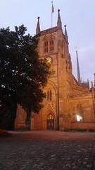 Blackburn Cathedral (Zak Aesop) Tags: cathedral blackburn stone architecture