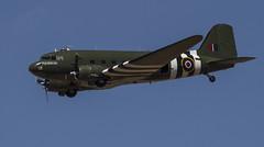 BBMF - DC-3 Dakota (Hawkeye2011) Tags: aircraft aviation airshow riat raffairford uk 2018 royalairforce military bbmf dc3 dakota