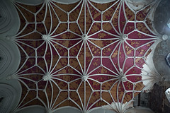 No ceiling (www.MatthewHampshire.com) Tags: ceiling ornate geometric