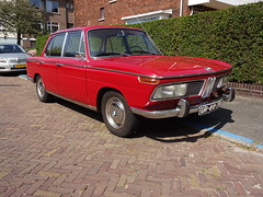 1966 BMW 2000 (automatic) (Skitmeister) Tags: dr8038 carspot nederland skitmeister car auto pkw voiture