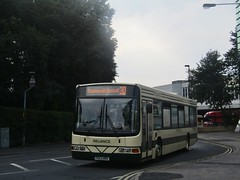 Reliance Y163HRN Station Rise, York on 30 (1) (1280x960) (dearingbuspix) Tags: reliance reliancemotors y163hrn
