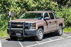 Washington State Department of Fish & Wildlife Chevrolet Silverado Pickup Truck (andrewkim101) Tags: snohomish county wa washington state department fish wildlife chevrolet pickup truck lynnwood silverado