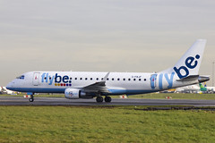 G-FBJF | FlyBe | Embraer ERJ-175STD (170-200) | CN 17000341 | Built 2012 | DUB/EIDW 09/04/2018 (Mick Planespotter) Tags: aircraft airport 2018 dublinairport collinstown nik sharpenerpro3 gfbjf flybe embraer erj175std 170200 17000341 2012 dub eidw 09042018 erj175