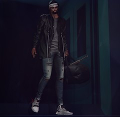 -The Reach (Laith Swank) Tags: represent kalback valekoer majesty badunicorn urban urbansl inspiration secondlife slphoto screenshot shadows virtualworld virtualgaming photography blog fashion blogger nexor tumblr kustom9 clothing n21 night