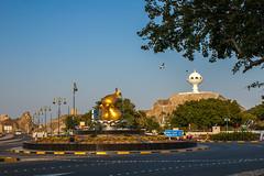 Muscat, Oman, 20061229 (G · RTM) Tags: muscat oman riyamparkmonument riyampark incenseburner