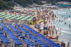 Torre dell'Orso - Spiaggia (grzegorzmielczarek) Tags: adria lido spiaggia italia italy apulien puglia salento torredellorso italien it