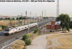 Talgo por AV (Adrián Valencia Martínez) Tags: renfe 252 talgo lav 6b3 madrid parla