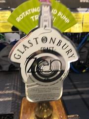Glastonbury Zen GBBF Olympia, London - August 2018 (Pub Car Park Ninja) Tags: gbbf london olympia 2018 august greatbritishbeerfestival camra uk england beer beers ales ale bier biers bitter lager budvar trumans mosaic