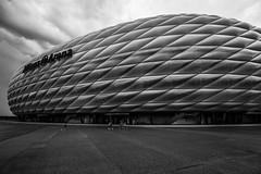 München2018-056Allianzarena (schulzharri) Tags: münchen munich stadion area football soccer fusball deutschland germany europa europe architektur architecture