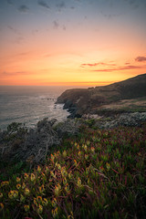Marin Headlands VI (sberkley123) Tags: california d850 nikon marin usa sunset ocean colors marinheadlands sanfrancisco coast pacific 1424mm