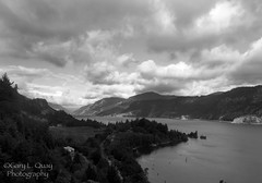 Ruthton Point, August 2018 (Gary L. Quay) Tags: columniagorge columbia river gorge oregon water clouds hoodriver gary quay garyquay nikond810