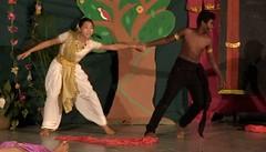 Tamil_NY_53 (Manohar_Auroville) Tags: tamil auroville new year puthanthu ramayana transition students girls theatre tamilbeauty tamilgirl manohar luigi fedele india