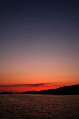324 of Year 4 - The sun doeth set (Hi, I'm Tim Large) Tags: sun sunset dusk orange night evening mendips crookspeak cheddar res reservoir fuji fujifilm xf xpro2 23mm f14 365 324