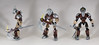 Tablescrap: Master of the Forest (0nuku) Tags: bionicle lego g2 2015 scythe rode tablescrap wood