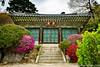 (Dubai Jeffrey) Tags: bongeunsa buddhist korea seoul spring temple