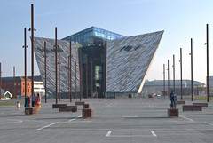 Titanic Slipways, Belfast (John D McDonald) Tags: titanicslipways titanicslipway slipway slipways titanicquarter eastbelfast belfast countydown codown northernireland ni ulster geotagged shipyard harlandandwolff harlandwolff hw titanicbelfast