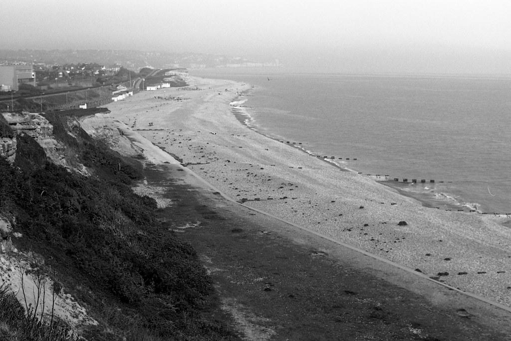 View towards Hastings