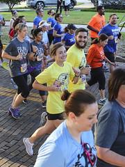 Orlando Corporate 5k: Cutest Couple (rocinante11) Tags: orlando runners 5k smiles