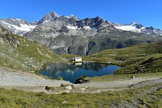 Mountain Lake, Zermatt