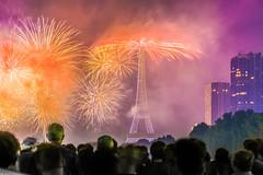 Champion du Monde ! (aurlien.leroch) Tags: france paris nikon toureiffel eiffeltower fireworks 14juillet bastilleday fête