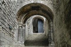 Up we go (21mapple) Tags: castle castlerising rising englishheritage heritage norfolk england medieval steps stairs door