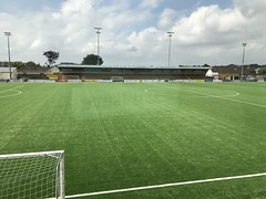 Carmarthen Town F.C. - 13-07-2018 (agcthoms) Tags: wales carmarthen carmarthentownfc richmondpark football
