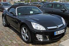 American GT (Schwanzus_Longus) Tags: german germany bremen vehicle modern car roadster opel gt us usa america american saturn sky