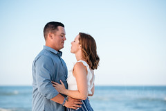 The Engagement of Sam and Ian (Tony Weeg Photography) Tags: sam ian weiss eckrote engagement session tony weeg photography assateague island national seashore lovebirds