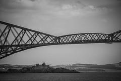Forth Rail Bridge (Herdstar) Tags: edinburgh forthroadbridge forth railway bridge