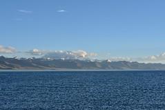 Lake Namtso and Nyenchen Tanghla Mountains, Tibet   (21) (Prof. Mortel) Tags: tibet lake namtso
