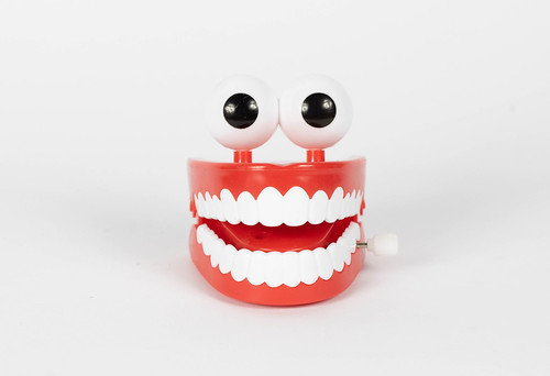 Plastic mouth