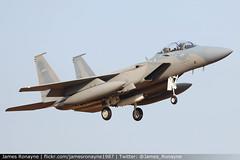 12-1024 | F-15SA | USAF (Royal Saudi Air Force) (james.ronayne) Tags: f15sa boeing st louis raf lakenheath strike eagle fighter ground attack aeroplane plane airplane jet aviation flight flying lkz canon 80d 100400mm raw