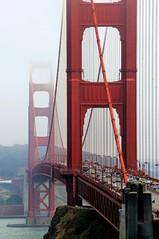 Golden Gate (PeskyMesky) Tags: goldengate sanfrancisco california bridge usa canon canon6d zoom