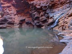 Karijini_Weano gorge_handrails pool_DSF8358