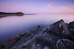 Monreith Mirror (andy_AHG) Tags: scotland galloway themachars wigtownshire northernbritain outdoors rural countryside history legend folklore old ancient ruined nikond300s monreithbay hightide sea rocks stmedanswell