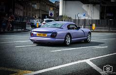 TVR (sidrog28) Tags: car show carshow ne1 tvr toyota sigma supra sierra cosworth merc gts mclaren p1 hellcat hemi gtr skyline evo 10 aston martin vanquish