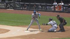 Inside! (Mark Shallcross) Tags: 0f4a2075r16x9 yankees yankeestadium baseball mets romine austinromine cabrera asdrubalcabrera subwayseries
