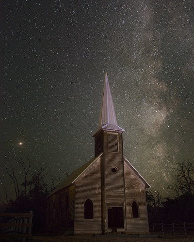 Church Milky Way 9801 D