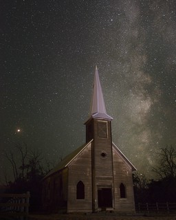 Church Milky Way 9801 D