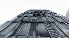 High up (frankdorgathen) Tags: minimalismus minimalistic minimalism alpha6000 sony sony1018mm weitwinkel wideangle fassade facade ruhrpott ruhrgebiet altendorf essen quartier thyssenkrupp industrie industry büro office gebäude building architektur architecture