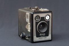 In the beginning (Kadu Flyer) Tags: relic brownie modeld madeinengland kodac camera sonyilce7m3