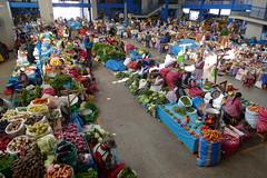 Mercado Market in Urubamba Valle Sagrado Peru (roli_b) Tags: mercado markt urubamba valle sagrado valley sacred cuzco cusco peru papas verduras market