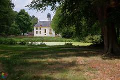 mooi Fraeylema (v a n d e r l a a n . fotografeert) Tags: 201807292101 fraeylemaborg groningen nl bomen borg park pond trees vanderlaanfotografeert vijver