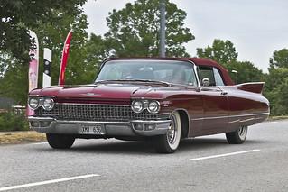 Cadillac Convertible 1960 (7853)