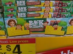 School bus brownies (l_dawg2000) Tags: