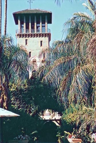 San Diego California  - House of Hospitality - Balboa Park