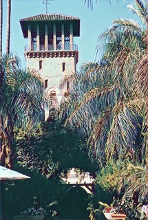 San Diego California  - House of Hospitality - Balboa Park