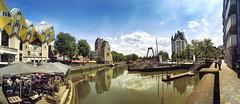 Rotterdam, oude haven (Luc Mercelis) Tags: rotterdam sonyilce7 minoltaprimelens20mm