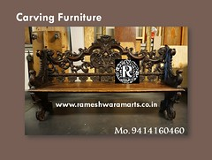 Decorative Carving Furniture Manufacturer (rameshwaramarts) Tags: silver gold furniture india supplier manufacturer goldfurniture silverfurniture carving motherofpearl homedecor sofa semisilver marble marbleinlay